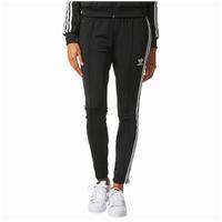 483ddd2e9a5f adidas Originals Supergirl Track Pants - Women s - Black   White