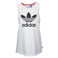 71323e5ad6c9 adidas Originals Berlin Loose Tank - Women s - White   Black