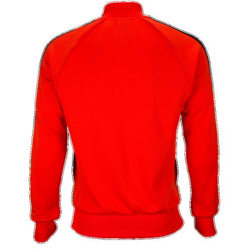 adidas Originals Superstar Track Top - Men\u0027s - Casual - Clothing - Core Red