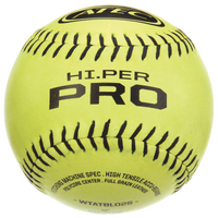 Atec Team Hi.Per Pro Training Balls - Yellow / Black