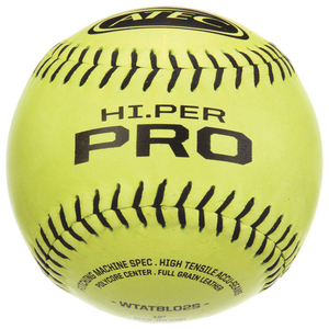 Atec Team Hi.Per Pro Training Balls - Optic Yellow