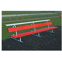 Bison Team Portable Football Bench