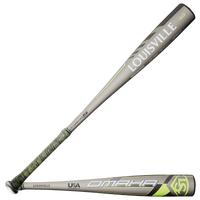 Louisville Slugger Omaha USA Baseball Bat - Grade School - Grey