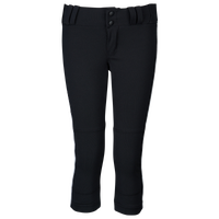 Champro Tournament Low Rise Softball Pants - Girls' Grade School - Black