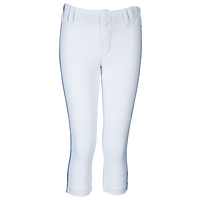 Champro Tournament Low Rise Softball Pants - Girls' Grade School - White