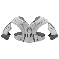 Warrior Burn Pro Hitlyte Shoulder Pad - Men's - White / Grey