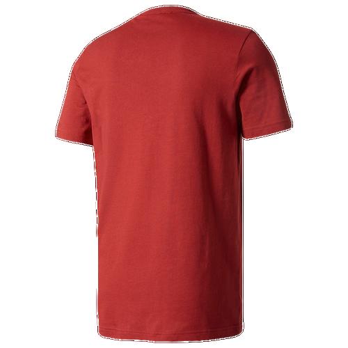 adidas red shirt