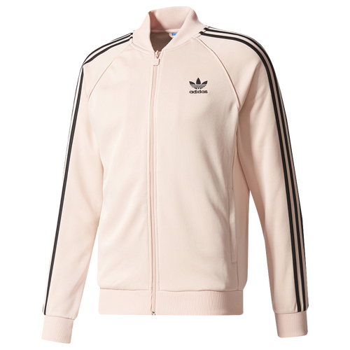 adidas Originals Superstar Track Top - Men\u0027s - Casual - Clothing - Vapour  Pink