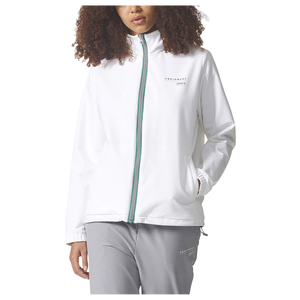 adidas Originals EQT Woven Track Top - Women's - Casual - Clothing - White