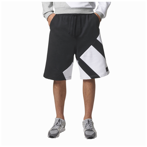 adidas Originals EQT Shorts - Men's Casual - Black BS2817