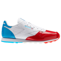 afa10961379 Reebok Classic Leather - Boys  Grade School - White   Red