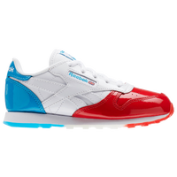 a9f0138298445 Reebok Classic Leather - Boys  Preschool - White   Red