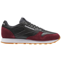 368a2ab11b54 FREE Shipping. Reebok Classic Leather - Men s - Grey   Maroon