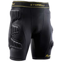 Storelli Sports BodyShield Goal Keeper Sliders - Men's - Black / Yellow