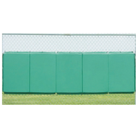 Trigon Standard Folding Backstop Padding