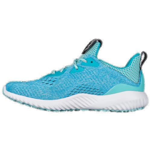 1b4c46ec0 adidas Alphabounce EM - Women s - Running - Shoes - Energy Blue White Clear  Aqua