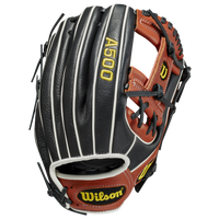 Wilson A500 Youth Baseball Glove All Positions - Youth - Grey