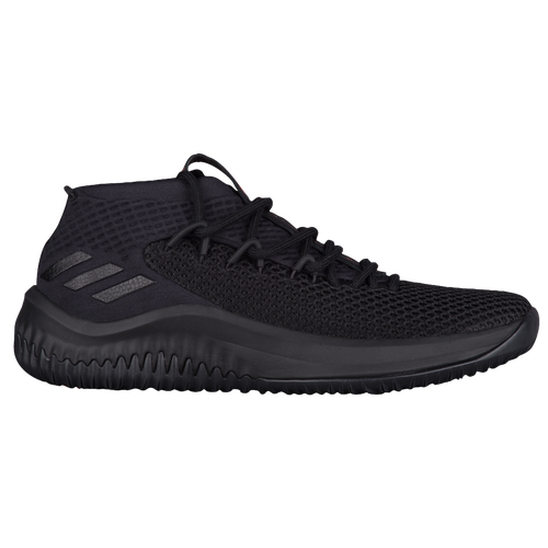 adidas Dame 4 - Men\u0027s - Damian Lillard - Black / Red