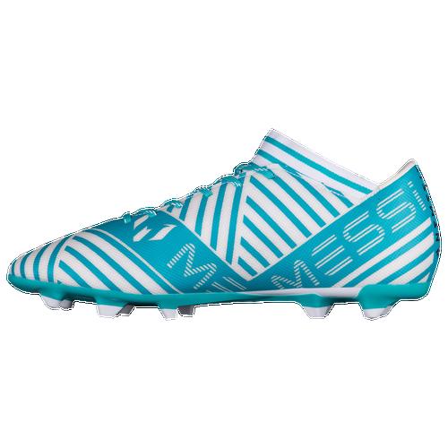 f6e018f0e72 adidas Nemeziz 17.3 FG - Men s - Soccer - Shoes - Footwear White Core  Black Energy Blue