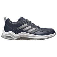 adidas Speed Trainer 3 SL K - Boys' Grade School - Navy / Silver