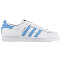 adidas Originals Superstar - Women\u0027s - White / Light Blue