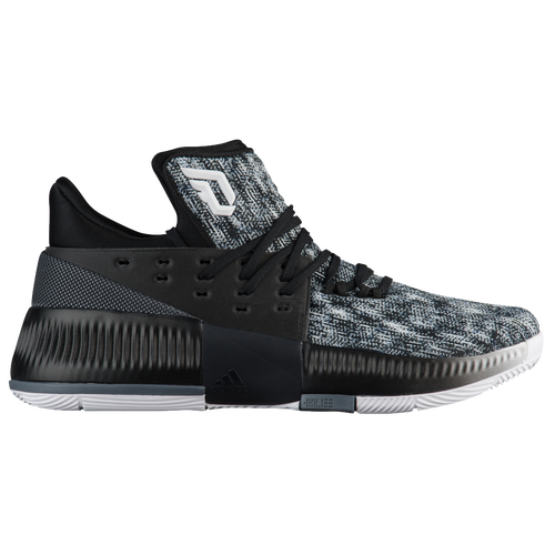 adidas Dame 3 - Men's - Basketball - Shoes - Lillard, Damian -  White/Black/Onix