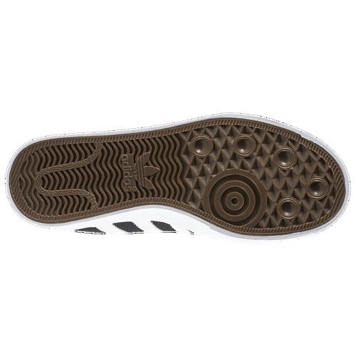 adidas Originals Seeley - Boys' Grade School - Casual - Shoes - Black/White/ White
