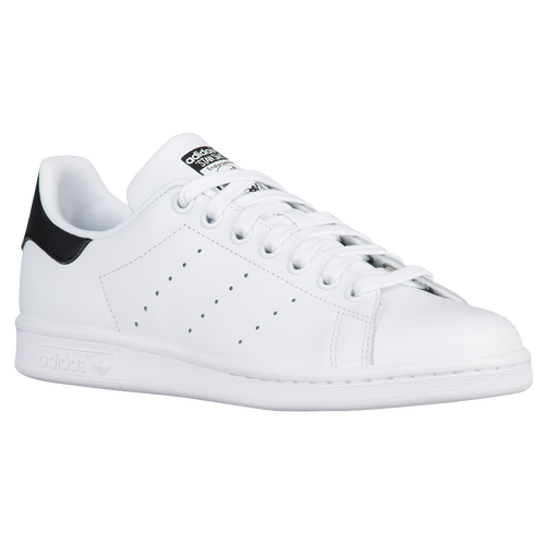 adidas Originals Stan Smith - Women's Casual - White/White/Black BY8965