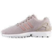 d0796b3383aa1 adidas Originals ZX Flux - Women s - Running - Shoes - Blanch Purple ...