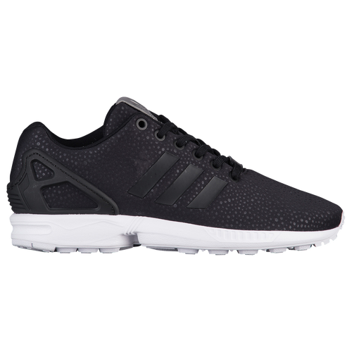 watch 28569 bc9c2 adidas Originals ZX Flux - Women s - Casual - Shoes - Black Black Silver  Metallic