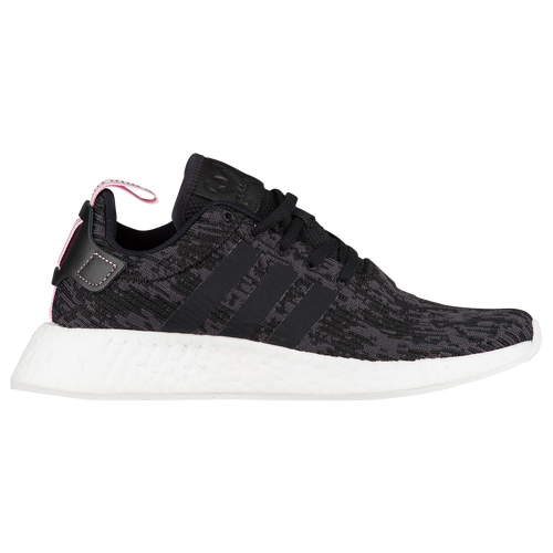adidas Originals NMD R2 - Women's - Casual - Shoes - Black/Black/Wonder Pink