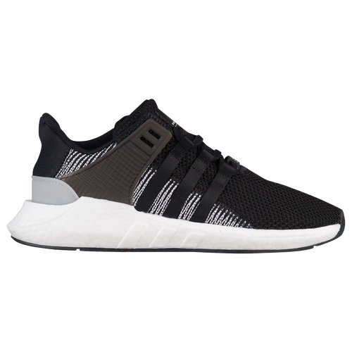 adidas Originals Eqt Support 93/17 Boost - Men's - Casual - Shoes -  Black/Black/White