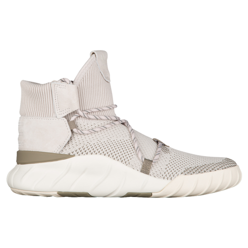 Adidas Tubular X Knit Sesame on Feet Video HD