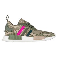 adidas Originals NMD R1 Primeknit - Women\u0027s - Olive Green / Tan