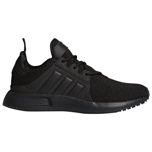 adidas Originals X_PLR - Boys\u0027 Grade School - All Black / Black