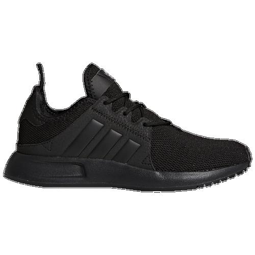 adidas Originals X_PLR - Boys\u0027 Grade School - All Black / Black