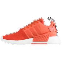 a1fbfc3ecd3c0 adidas Originals NMD R2 - Men s - Orange   White