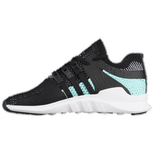 367e7a4d3b ... new zealand adidas originals eqt support adv primeknit womens casual  shoes black black white 7d124 dcf32