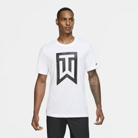 Nike TW Logo T-Shirt - Men's - White