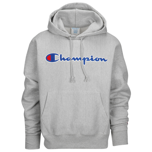 Champion Reverse Weave Graphic Fleece Hoodie - Mens  Foot Lo