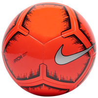 Nike Pitch Soccer Ball - Red