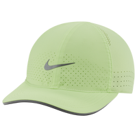 Nike Dry Aerbill Featherlite Run Cap - Men's - Light Green