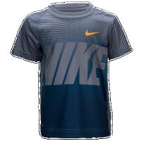 90922fac7 Nike Dri-FIT S/S T-Shirt - Boys' Toddler - Grey