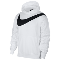 Nike HBR Therma Hoodie - Men's - White