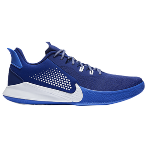 Nike Mamba Fury - Boys' Grade School - Bryant, Kobe - Deep Royal Blue/White/Hyper Royal
