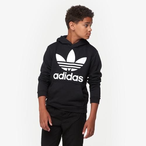 d9729c19 adidas Originals Adicolor Trefoil Hoodie - Boys' Grade School