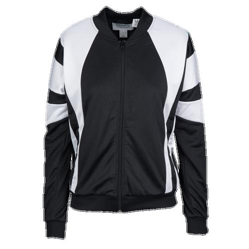 adidas Originals Equipment Track Top - Women's - Casual - Clothing - Chalk  Coral/Black