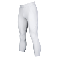 adidas ALPHASKIN 3/4 Compression Tights - Men's - All White / White