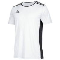 adidas Team Entrada 18 S/S Jersey - Men's - White / Black