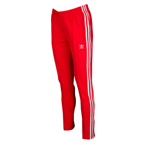 adidas Originals Adicolor Superstar Track Pants - Women s - Casual -  Clothing - Radiant Red 67c78205a